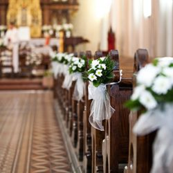 Church Ceremony Packages