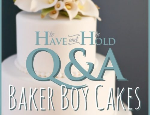 Q&A with Brian Roche of Baker Boy Cakes