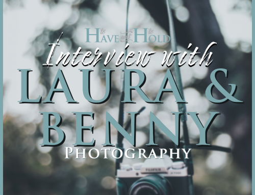 Q&A with Laura & Benny Photography!